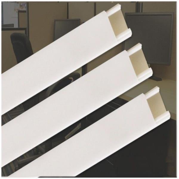 전선 정리 용 몰딩 사각 15mm-3P 선 밴드 정리 청소