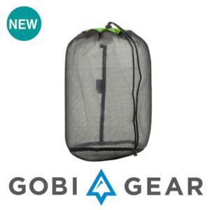 캠핑용 2리터 메쉬백 1P 파우치 보조가방 소품가방