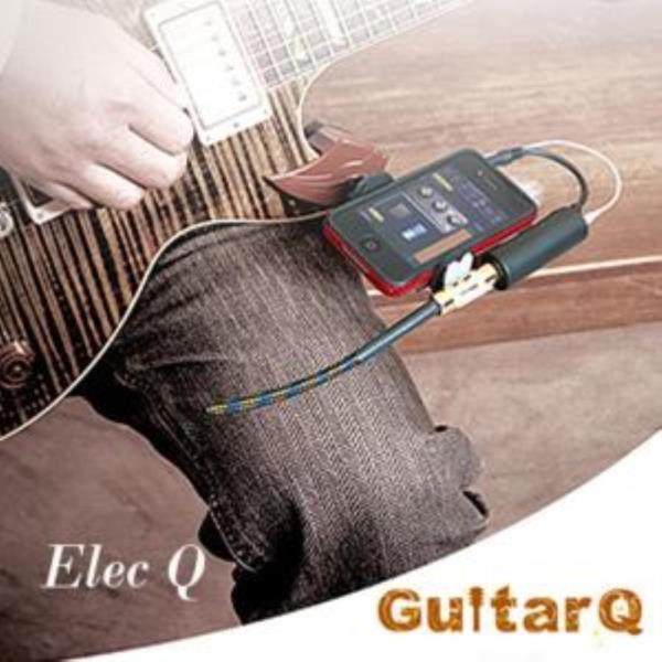 일렉Q 기타전용 스마트폰 거치대 1P 기타액세서리