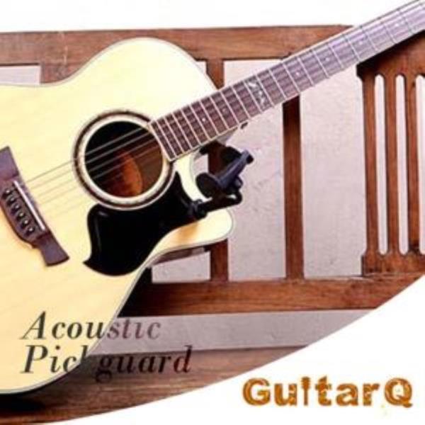 어쿠스틱 피크가드 Q 1P 통기타 기타큐 기타액세서