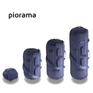 3단변형 더플백 백팩 네이비 1P 백패킹 등산가방 전