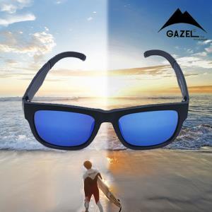 편광 그랑드 스포츠 선글라스 블루 1P 자외선 안경