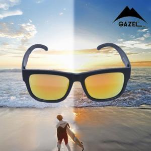 편광 그랑드 스포츠 선글라스 레드 1P 자외선 안경