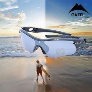 가젤 편광 스포츠 선글라스 블랙 1P 자외선 안경