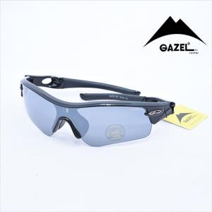 가젤 로키 스포츠 선글라스 블랙 1P 자전거 안경