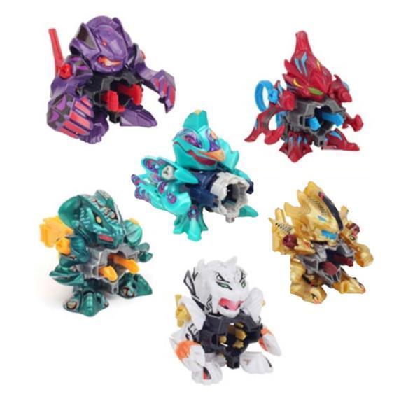 크로스파이트비드맨 스타터 시리즈 합체로봇 장난감