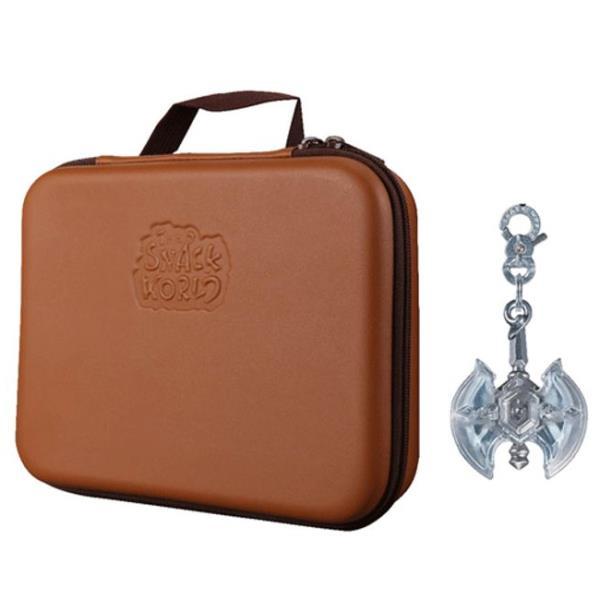 스낵월드 쟈라 트렁크 수집함 피규어 장난감 완구