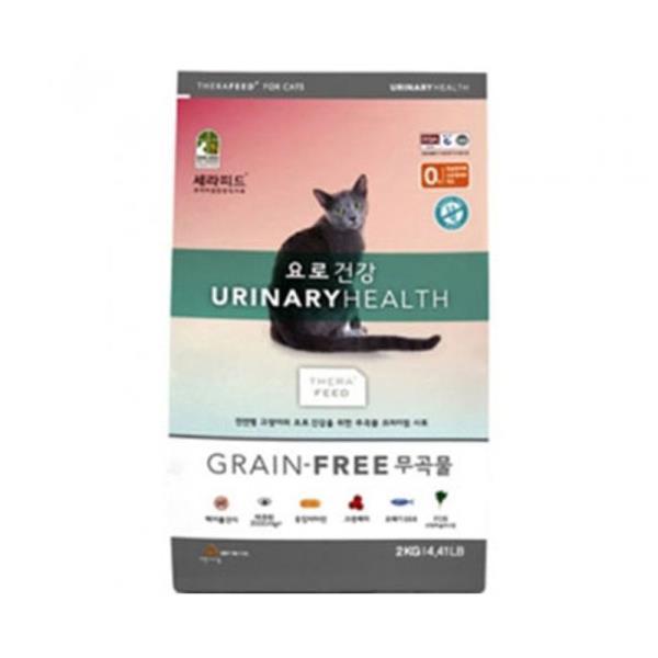 그레인프리 고양이 건사료 7KG 1P 요로관리 키블