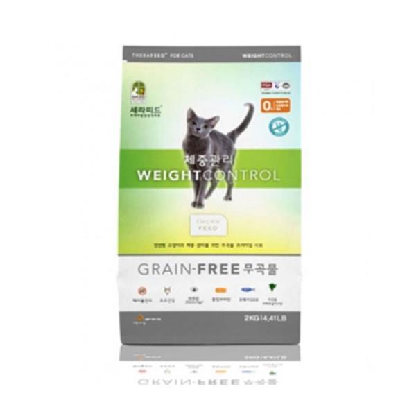 그레인프리 고양이 건사료 7KG 1P 체중관리 주식