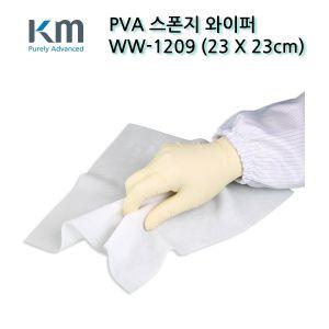 케이엠 PVA 스폰지 와이퍼 WW1209 1pk