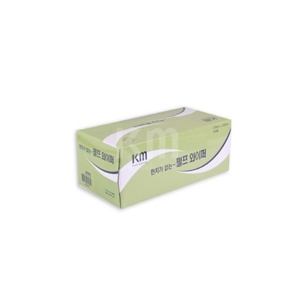 케이엠 펄프 와이퍼 이물질제거와이퍼(21.5 X 21.5cm)
