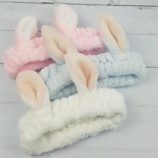 귀여운  토끼 세면밴드 세안밴드