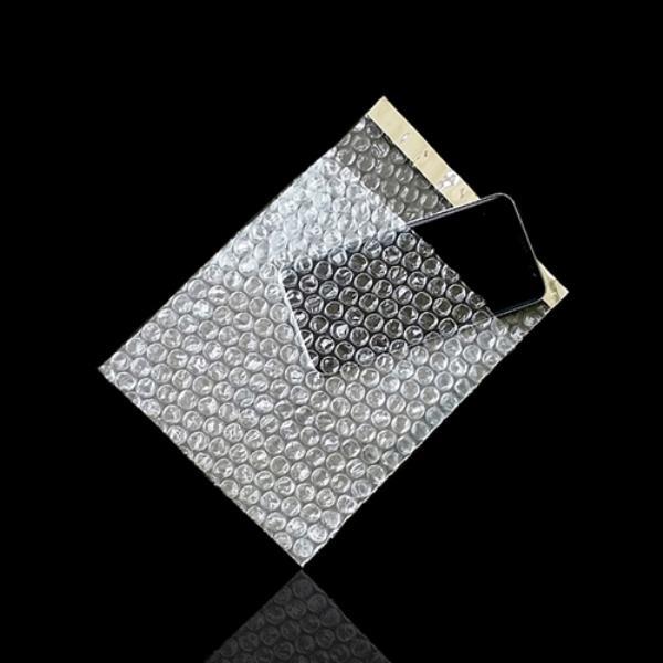 접착 뽁뽁이봉투 에어캡봉투 15X20cm +5cm 200매