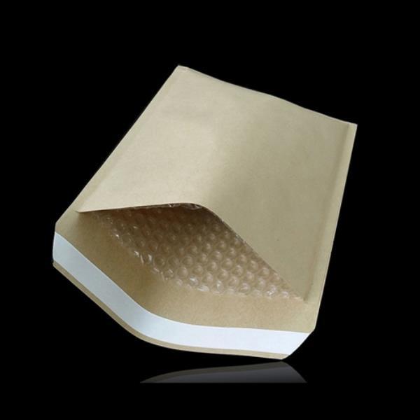 크라프트 안전봉투 택배봉투 36.5X48.5cm+5.5cm 10매