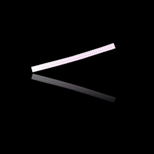 데코 체크 타이 고급형 포장끈 -핑크 100개