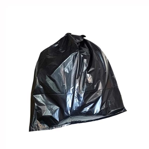 쓰레기봉투 막지봉투 (50리터) 검정 57cmX78cm 100매
