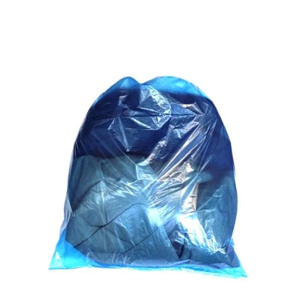 쓰레기봉투 막지봉투 (50리터) 청색 57cmX78cm 100매