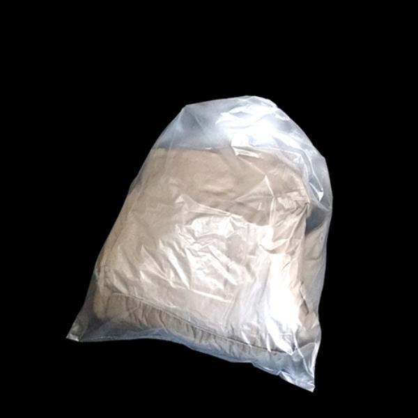 쓰레기봉투 막지봉투 (90리터) 78cmX100cm 투명 50매