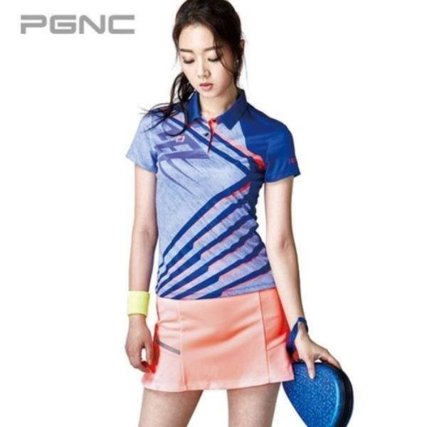 패기앤코 ST-2473 여자 카라 티셔츠 사이즈 80 (M)