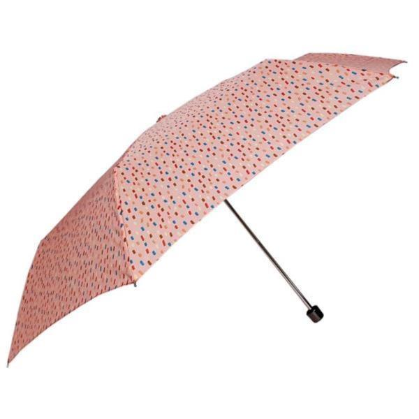 파스텔 아트라인 3단 슬림양우산