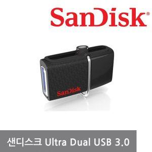 샌디스크 울트라 듀얼 USB3.0 64GB OTG메모리