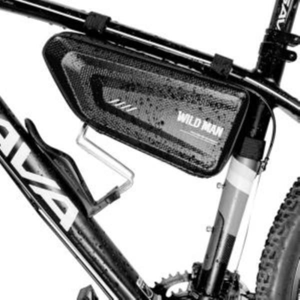자전거 하드케이스 삼각가방