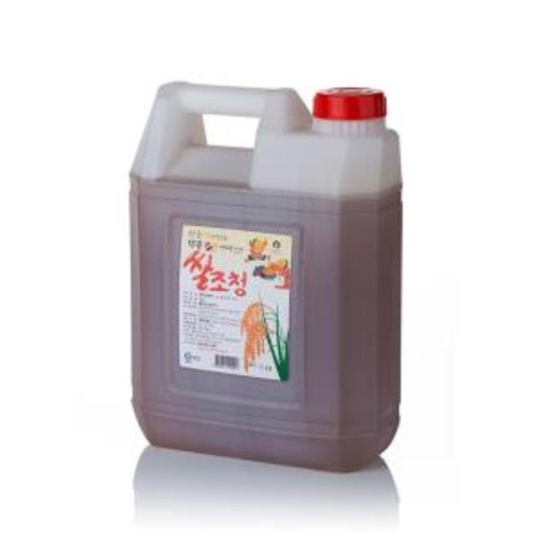 쌀조청 9kg 전통조청 물엿 쌀엿 조청물엿 대용량조청