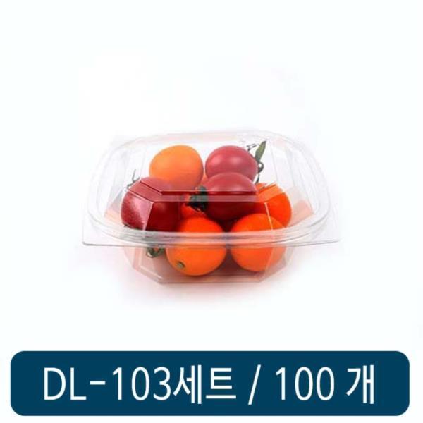 DL 103 (투명) 세트 100개