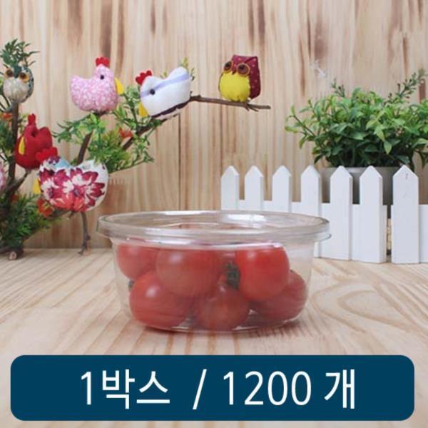 반찬그릇 DL 500 1 1박스 세트 1200개