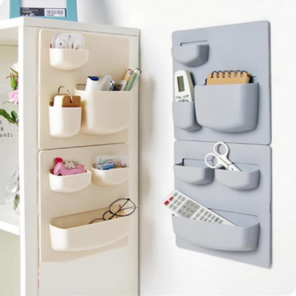 사무용품 주방용품 책상정리 수납함 정리함