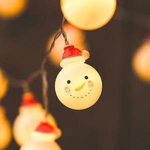 크리스마스 미니 전구 LED 트리 장식 꼬마 조명 5m