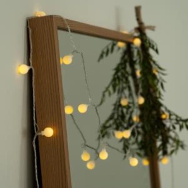 크리스마스 미니 전구 LED 트리 꼬마 앵두 조명 6m