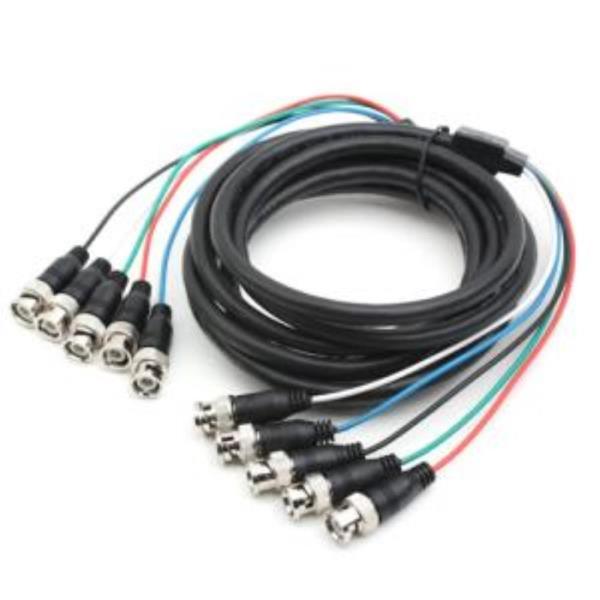 BNC 케이블(5선) 3M BNC5BNC5 MM