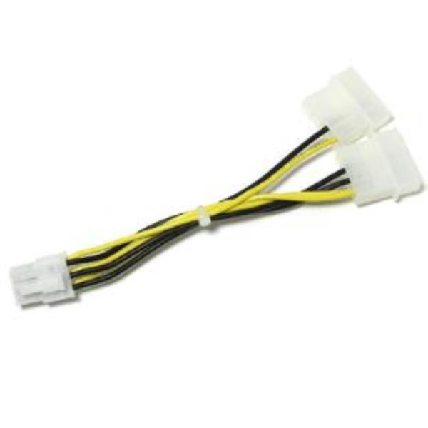 12V 전원 케이블 - VGA PCI Express용 보조전원케이블