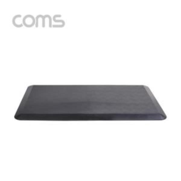 발 매트(바닥) 충격 흡수, 검정 88.5 x 49.5 x 2cm