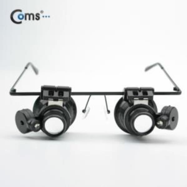현미경(안경거치형), 20x   양눈형