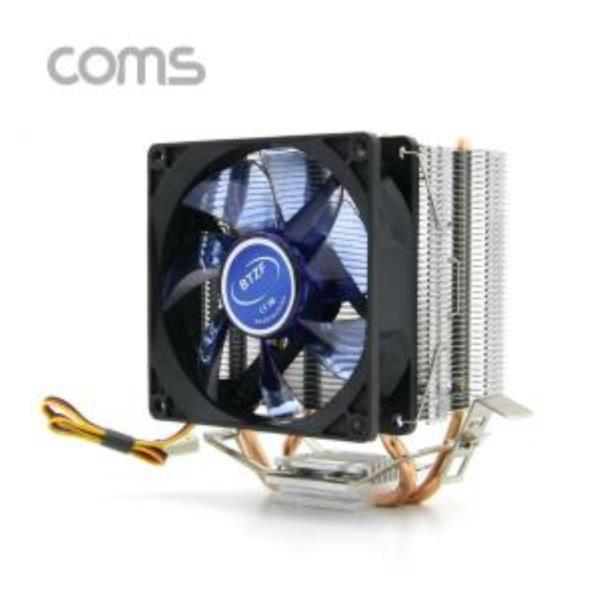 CPU 쿨러90mmBlueIntel LGA 775, 1155, 1156AMD