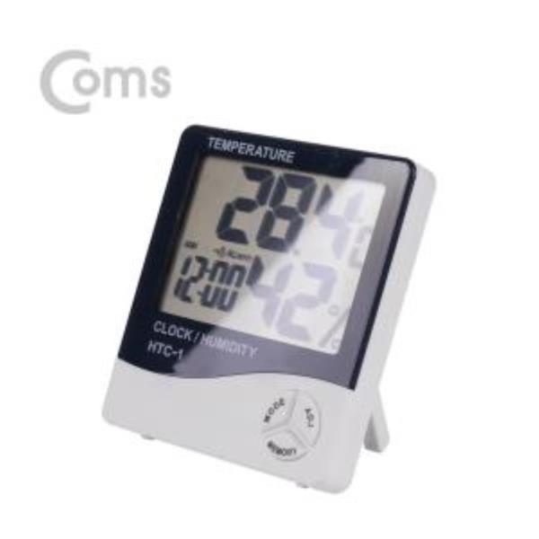 온습도계 AAA 1ea - 알람, 날짜, 시간, 온도 습도측정