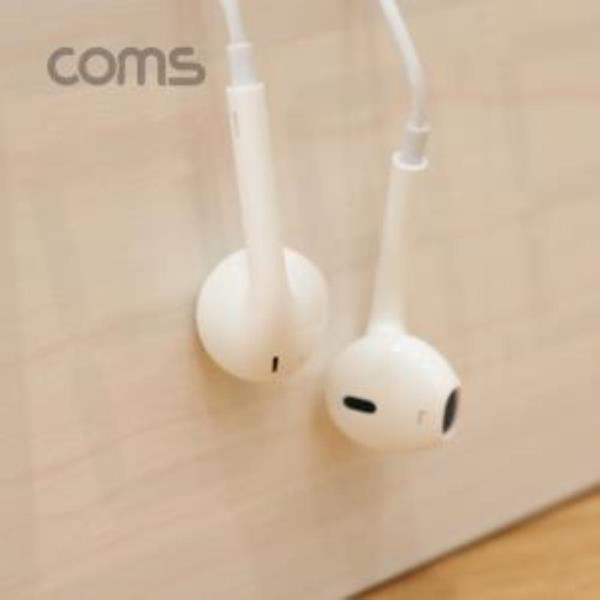 이어폰 Type C 1.1m 볼륨컨트롤 마이크 화웨이 샤오미 전용 국내폰 사용불가