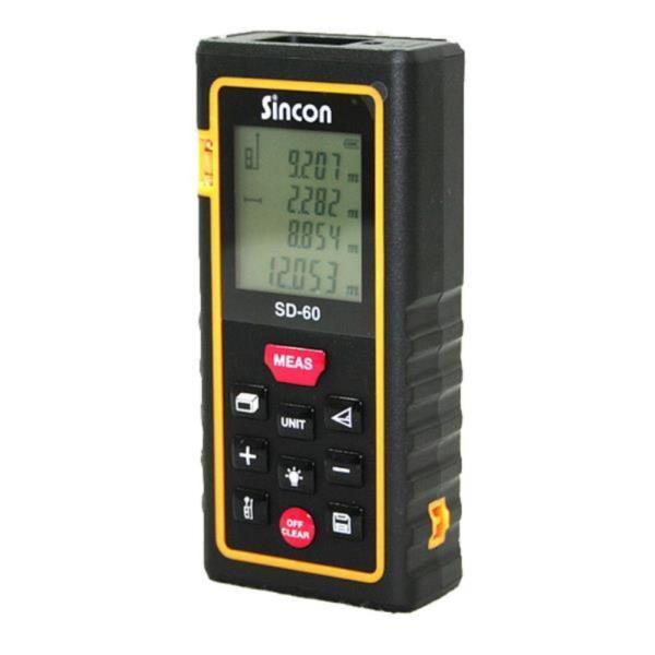 신콘]SD-60A 레이저거리측정기 (60M)