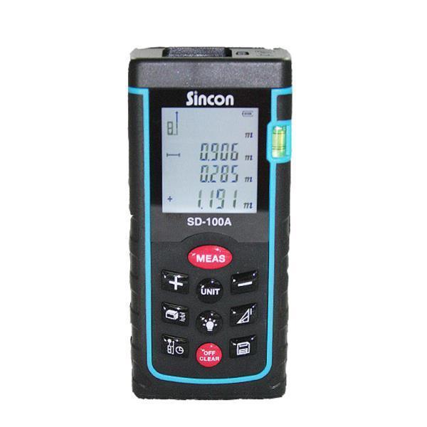 신콘]SD-100A 레이저거리측정기 (100M)
