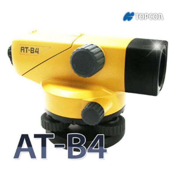 탑콘 AT-B4A 자동오토레벨 24배율
