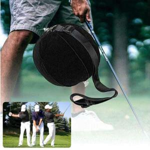 골프 스윙 스마트볼 치킨윙방지 자세교정기 용품