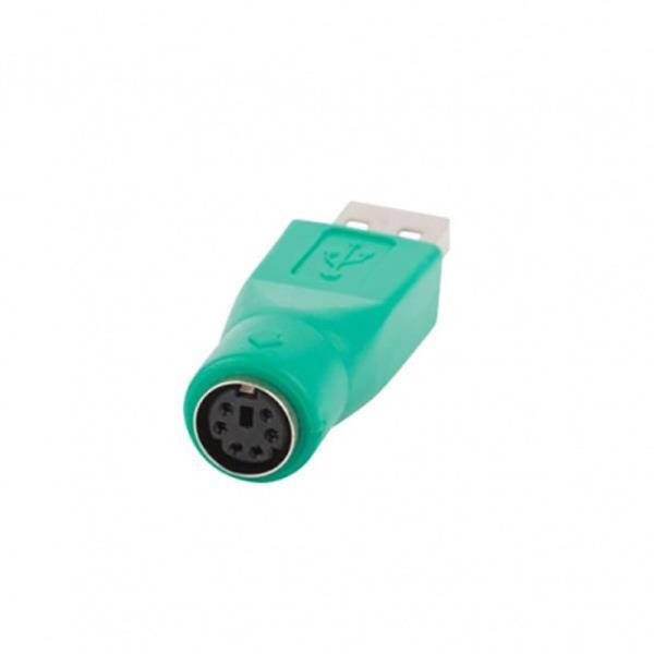 키보드젠더Changer , USB A(M) - PS2(F)