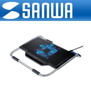 노트북 쿨러 패드 14.1 120mm 대형팬 베어링 방식 USB 2포트 저소음
