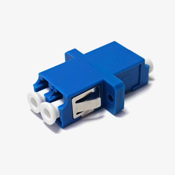 광 아답터 LC/PC 싱글모드 2코어