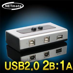 USB20 2B:1A 수동선택기벽걸이형