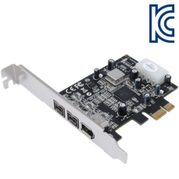 IEEE1394A+B PCI Express 카드TI슬림PC겸용