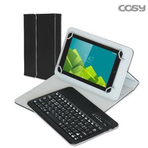 블랙 7 8형 블루투스 태블릿PC 키보드 케이스