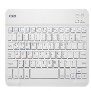 피터 블루투스 흰색키보드 스마트폰 태블릿PC 노트북